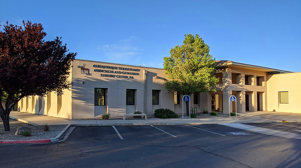 Albuquerque Dermatology Associates in New Mexico
